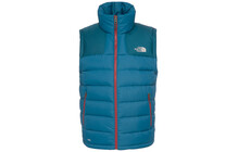 The North Face Men's Massif Vest prussian blue